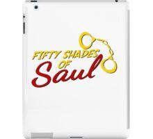 Fifty Shades of Saul iPad Case/Skin