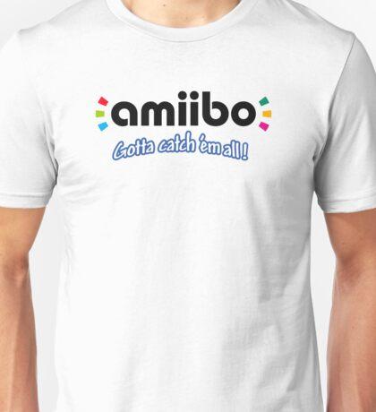 Amiibo - Gotta Catch 'em All Unisex T-Shirt
