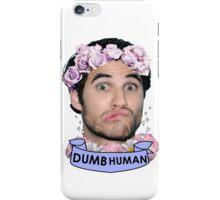 Darren Criss Dumb Human iPhone Case/Skin