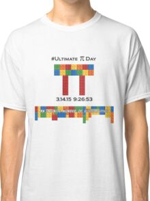 Ultimate Pi Day:  Infinite Number of Possibilities Classic T-Shirt
