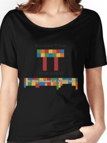 Ultimate Pi Day:  Infinite Number of Possibilities Women's Relaxed Fit T-Shirt