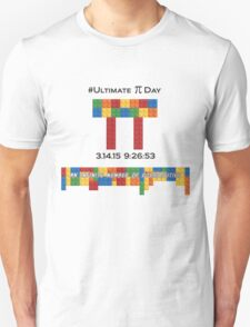 Ultimate Pi Day:  Infinite Number of Possibilities T-Shirt
