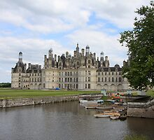 Chateau de Chambord by stjc