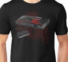Distressed game console Unisex T-Shirt