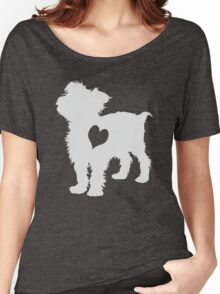 Adore Yorkies: Version Two Women's Relaxed Fit T-Shirt