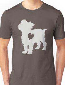 Adore Yorkies: Version Two Unisex T-Shirt