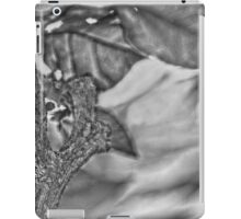 Trunk of a Flower Black and White iPad Case/Skin