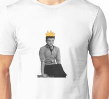 Chris Colfer Queen Unisex T-Shirt