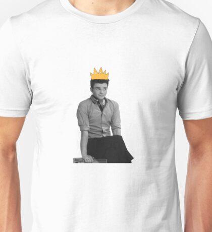 Chris Colfer Queen Unisex T-Shirt