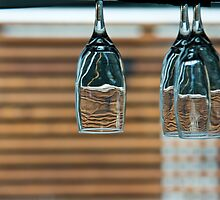 Glassware by Caroline Gorka