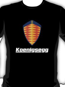 tribute koenigsegg T-Shirt