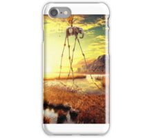 The March of Time iPhone Case/Skin