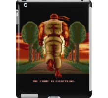 RYU Street Fighter II: The Fight is everything. iPad Case/Skin