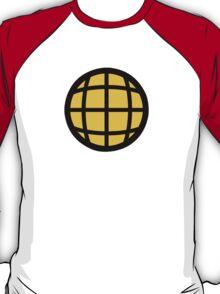 Captain Planet Emblem T-Shirt