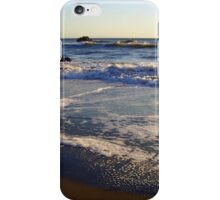 The beauty of sea foam iPhone Case/Skin