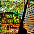 """On The Verandah"" by Phil Thomson IPA"