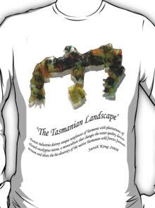 the Tasmanian Landscape T-Shirt