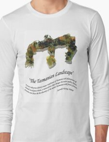 the Tasmanian Landscape T-Shirt