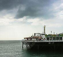 Brighton Pier by webgrrl