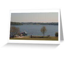 Bewl Water Greeting Card