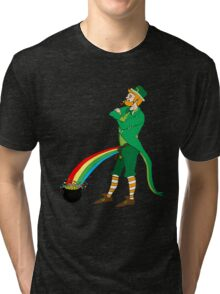 The End of the Rainbow Tri-blend T-Shirt
