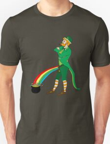 The End of the Rainbow Unisex T-Shirt