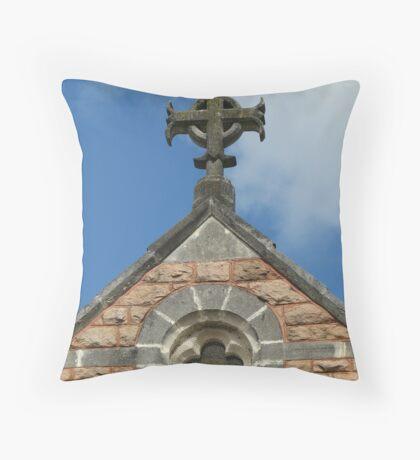 Christ Church - Mt Gambier Throw Pillow