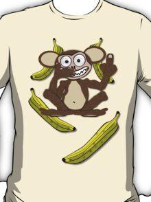That's Bananas! Tee (Fur) T-Shirt