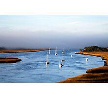 San Pablo River Photographic Print