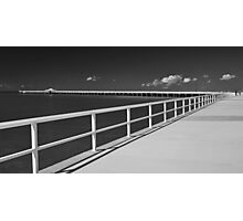 Flinders Parade Photographic Print