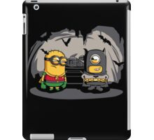 Despicable bats iPad Case/Skin