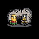Despicable bats by studown