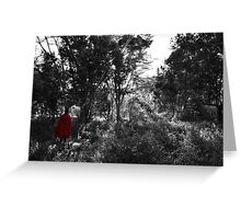 Experience Nature Greeting Card