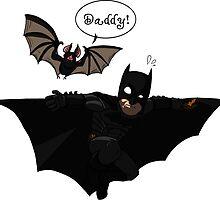 Bat - daddy by ZoBo