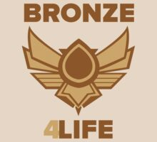 Bronze 4 Life by Seb Phillips
