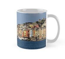 Panorama of Portovenere Italy Mug