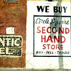 We Buy Anything by JGFineArt