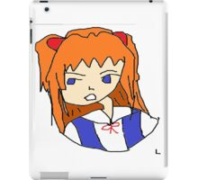 Asuka iPad Case/Skin