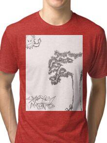 Shady Mofo Logo Tri-blend T-Shirt