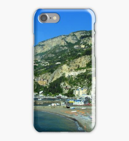 Italy's Spectacular Amalfi Coast iPhone Case/Skin