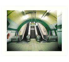 warwick avenue Art Print