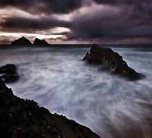 Land Sea Sky V by Tom Black
