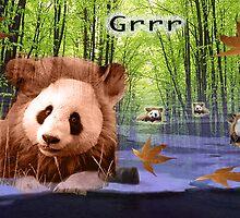 Grrr by ashley salazar