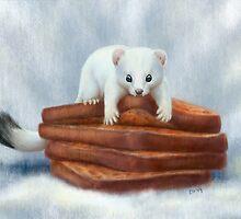 Toast Weasel 2 by ToastWeasel