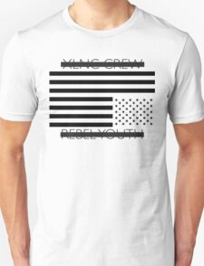 Rebel Youth - Black Flag T-Shirt