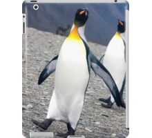 Out for a walk iPad Case/Skin