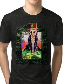 Acid Drop - Wizard of Wonka Tri-blend T-Shirt