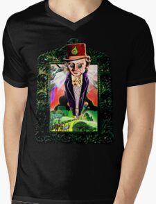 Acid Drop - Wizard of Wonka Mens V-Neck T-Shirt