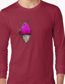 Sweetie Glut thinks rot Long Sleeve T-Shirt