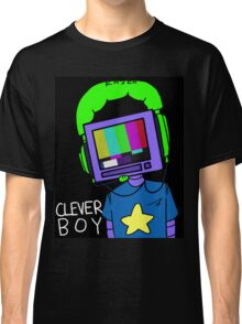 clever boy (color) Classic T-Shirt